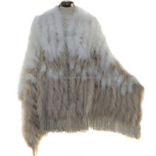 2014 China online shopping newest high fox fur coat in beijing