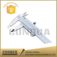 plastic brake caliper cover accuracy 150 200 300 mm Monoblock Vernier Caliper