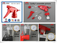 Trigger,Pump Sprayer Type and PP Plastic Type high pressure water spray