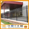 Australia market cheap wrought ornamental iron fence designs