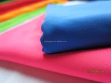 90 polyester 10 spandex single jersey fabric