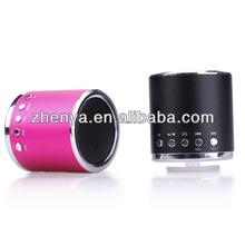 Hot Sale with Compatible USB/FM Mini Digital Speaker FQ