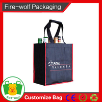 Led Party Item Packing Gravure Printing Folding Recyclable PP Non Woven Bag