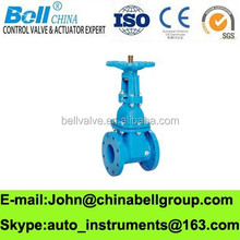 Rising Stem Resilient Seated Gate Valve / Gate Valves / DN50-400 Gate Valve