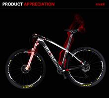 5 days shipping!2015 brand new Costelo full carbon massa E-Post mtb Mountain bike 26ER&29ER complete MTB bike bicycle S/M/L