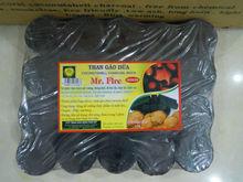 coconutshell charcoal