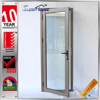 As2208 AS 2047 standard indoor sliding doors for waterproof