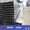 strcture steel ! cold galvanized square tube stainless q345 galvanized square steel tube