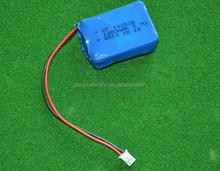 1S2P 3.7V 1200mAh Lithium Ion Battery Pack for digital camera