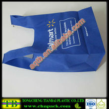 Natural high quality biodegradable t type non woven bag