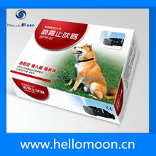 New Environmental Protection Fashion Spray Electric Collar For Dogs