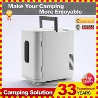 12v Portable Mini Fridge For Household And Cars