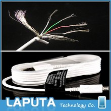 Mobile phone android data cable for samsung note4 data usb cable
