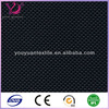 Transparent water repellent 100% polyester mesh fabric for clothing and shoe