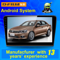 2015 Latest Android car DVD player manufacturer for VW Bora from China/car GPS navigation