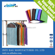 2015 High quality non-woven garment bags as suit cover
