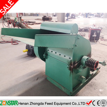 R-500 China Manufacturer 1-2/H New Type Wood Branch Crusher Mill For Sale