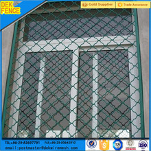 Protection decorative wrought iron window grill
