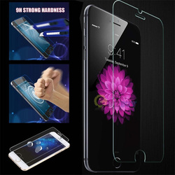 2014 wholesale hot selling mobile phone accessories for iphone 5 tempered glass screen protector