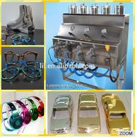 Colorful spectra chrome&chrome plating machine& NO.LYH-CPSM100