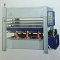 Machine hydraulique presse à chaud, contreplaqué machine presse à chaud
