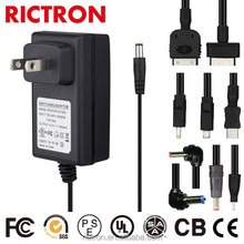 Universal DC 5V and 12V Adapter Different Electrical AC DC Standard Plug Adapter Power Adapter