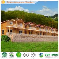 2015 New Design Cheap Wooden House