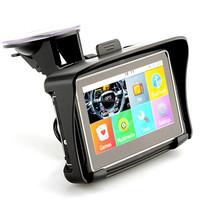 IPX7 waterproof WINCE gps navigation for motorcycle