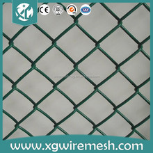 2015 NEW pvc galvanized price chain link fence