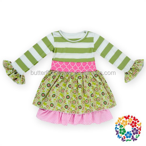 Chic Girls Designer Fall Baby Boutique Elegant Kids ...