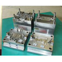 professional industrial plastic parts injection mould , injection molding manufacturer