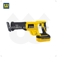Hot sales power tools electric cordless electric reciprocating saw
