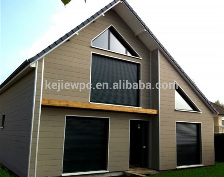 Durable Wood Plastic Composite Wall Cladding Waterproof Wpc Exterior Wood Wall Panels View Wpc