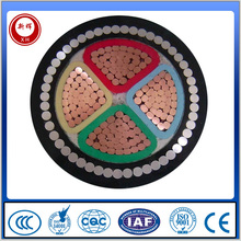 95mm 4core copper cable prices armored power cable