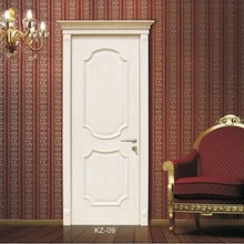 2015 new design latest veneer interior double swing turkish standard door price internal wooden solid door teak pvc wooden room
