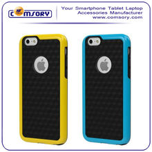 Raised Edge Design & Slim Fit Ling plaid Phone Case Cover iPhone 6