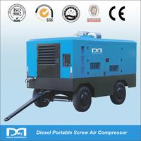 33m3/min 35bar Diesel Power Mobile Air Compressor