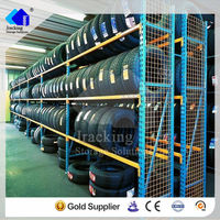China Nanjing Jracking Tire And Wheel Display Rack Pallet Racks Pallet Racking Works Plant Factory