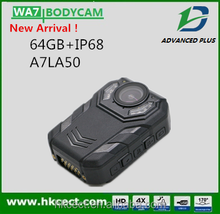 Pocket video recorder 1296P Video reolution 64GB 170degree smallest size mini dvr camera dvr pocket with remote camera