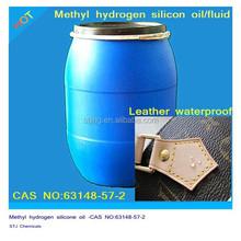 Metil hidrógeno aceite de silicona, industrical grado repelente al agua química construcción en yeso / textiles, eque a DC1107 KF99