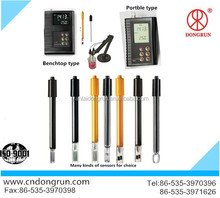 water quality analysis equipment digital electrical conductivity meter