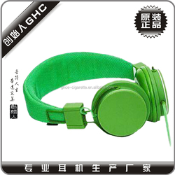 cheap price fatory logo print big headphone