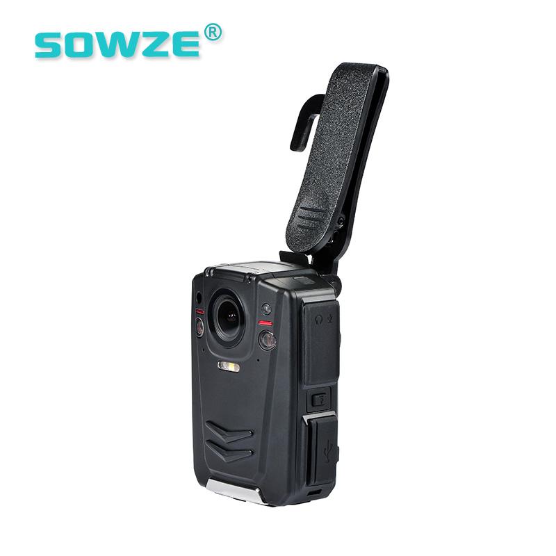 Полиции для ношения на теле камеры мини cmos сенсор 3 г WiFi GPS 2.0 дюймов цифровой ЖК-дисплей офицер корпус камеры