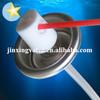 plastic spray actuator for aerosol valve/carburetor aerosol spray valve/car care products aerosol valve