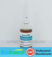 inyección de furosemida