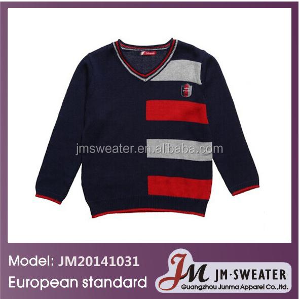 Patrones de tejido para algodón en azul marino, Suéter tejido para ...