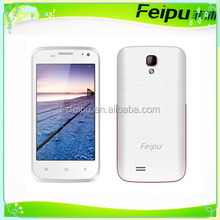 CE approved 4.0 inch Android OS 4.4 Dual card dual standby fashion china smart mobile phone