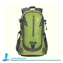 2015 New outdoor waterproof nylon cycling backpack