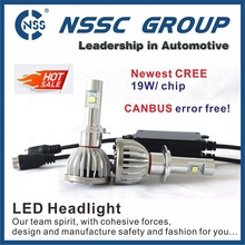 Newest Brightest 9000LM CREE XHP50 LED Headlight Conversion Kit 9004 Replaces Car Truck Halogen & Xenon HID light Bulbs