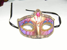 Party beautiful carnival feather masquerade masks MSK194